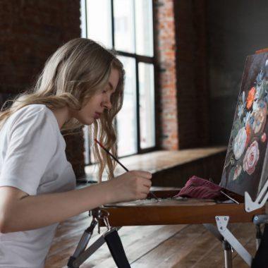 ศิลปะช่วยให้คนเรามีสมาธิดีขึ้นได้